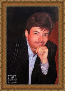 Портрет маслом по фото