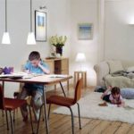 Освещение в детской комнате – небольшие советы