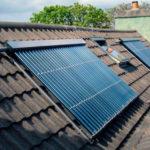 Солнечные коллекторы для отопления дома своими руками - изготовление