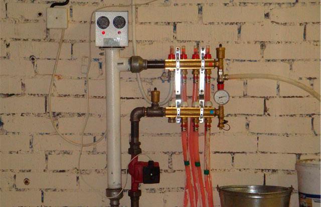 Антифриз для системы отопления загородного дома. Разбираемся в деталях