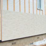 Ветрозащита стен дома