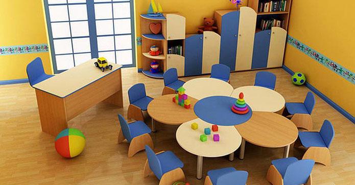 ардис мебель для детских садов каталог