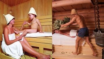 сауна и русская баня