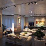 освещение в интерьере дома