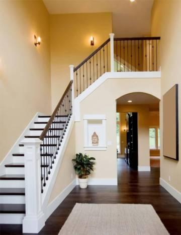 фото Лестница на второй этаж