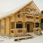 Строительство бань и домов