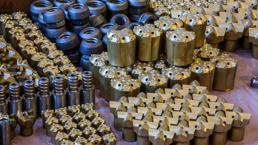 Термодифузионное цинкование металла