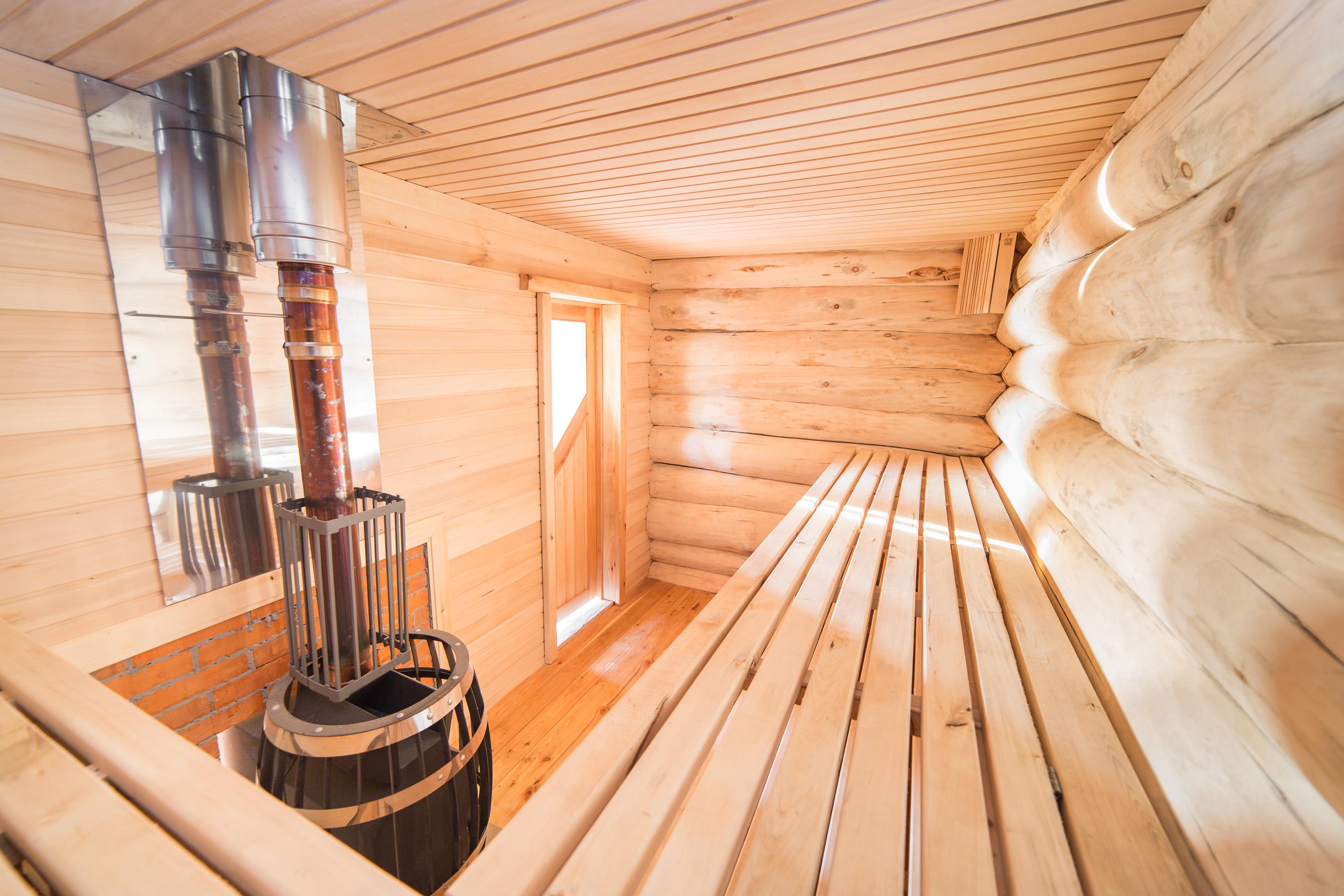 Построим бани из бруса во Владимире и Владимирской области
