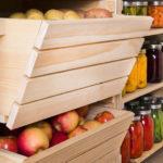 Как хранить продукты на даче