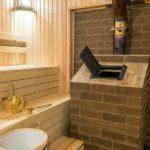 строительство бани и печи