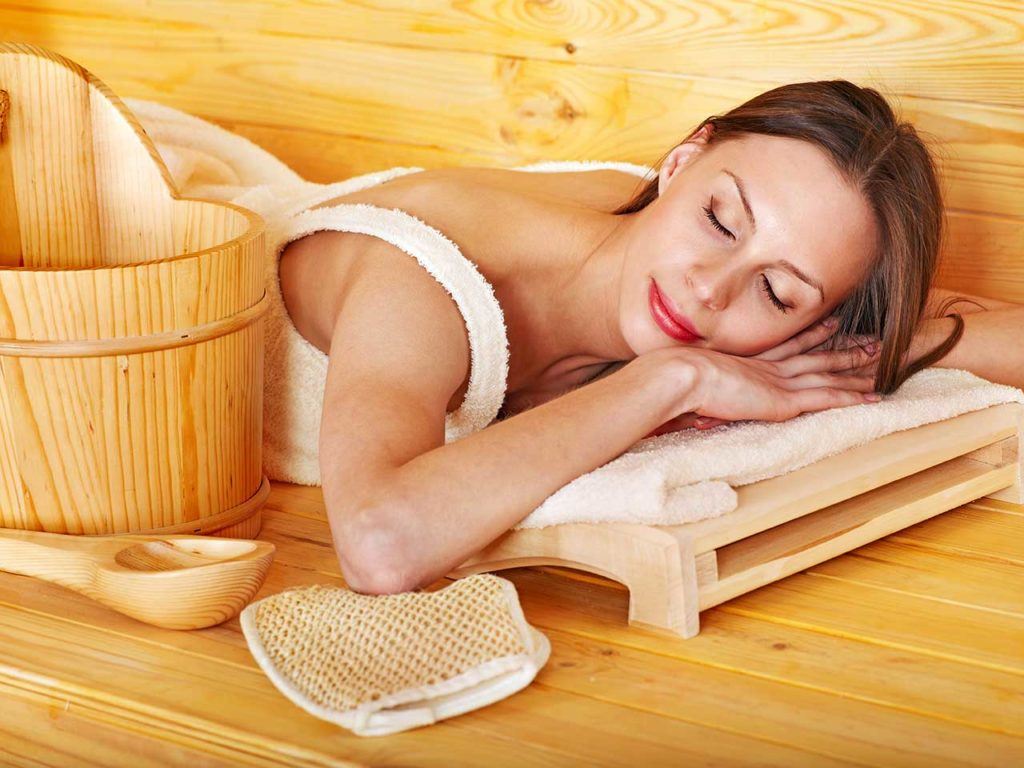 Как посетить сауну с пользой для здоровья
